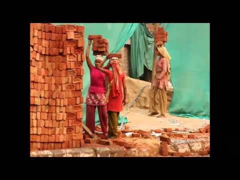 Indian Construction Workers
