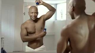 Shower to Shower Man TVC 2013