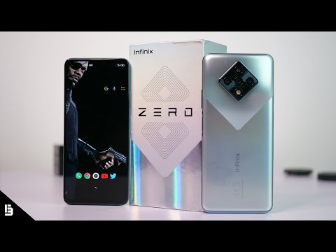 Infinix Zero 8 Unboxing and Review - Good enough?