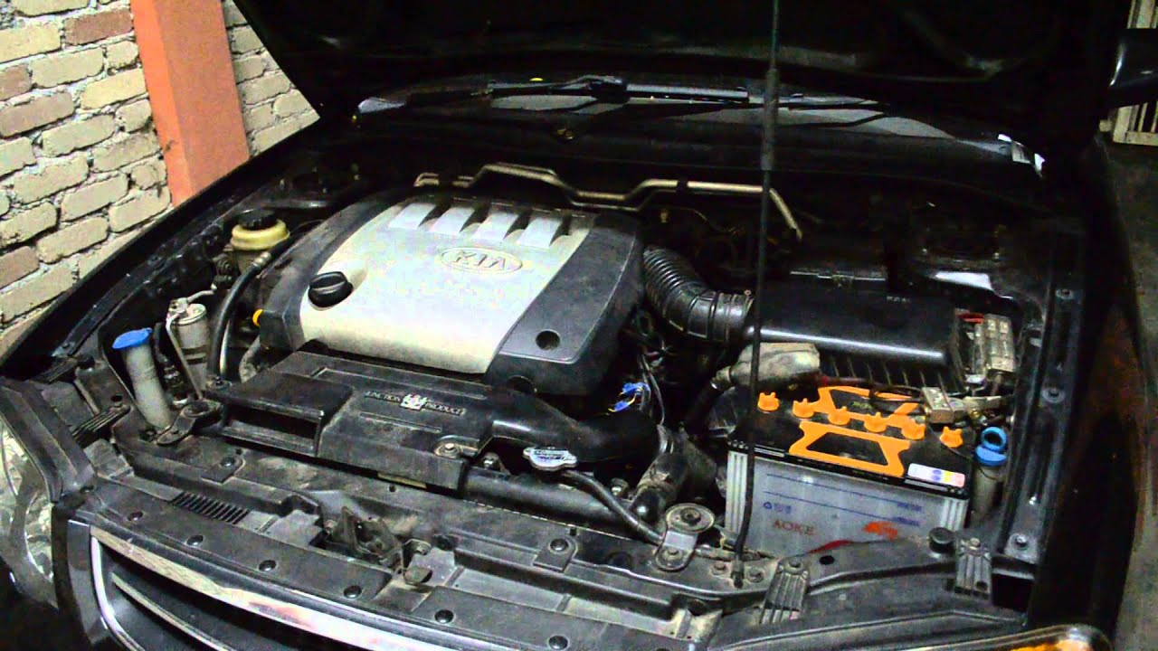 2002 Kia Sportage Engine Diagram Coil List Of Schematic Circuit 1997 Spectra 2003 Ignition Spoil Youtube Rh Com