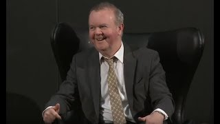 Ian Hislop, Private Eye, on satire and censorship speaking at Impact 2018