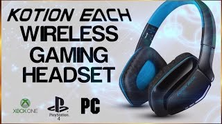 Kotion Each B3506 Wireless Gaming Headset