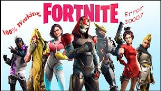 Fix Easy Anti Cheat Si le conducteur ne peut pas exécuter signature Inforcment a désactivé à Fortnite 100% WORKED