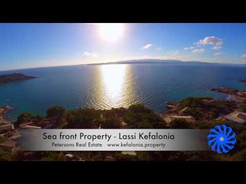Sea Front Property for sale - Lassi, Kefalonia Island