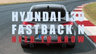 We NEED to talk about the Hyundai i30 Fastback N!