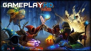 Magicka: Wizard Wars Gameplay (PC HD)