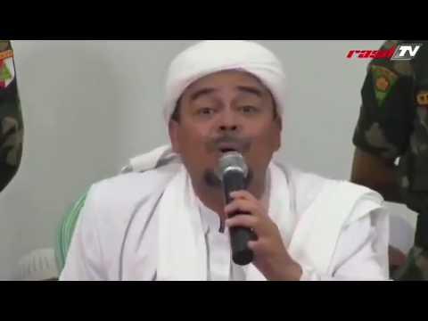 Habib Rizieq: Pala Lu Bau Jigong!