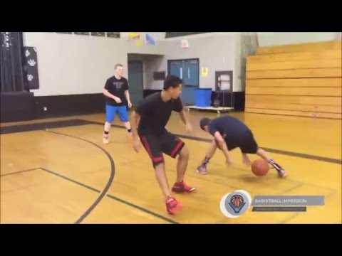 Steal the Ball with Basketball Decision Training (BDT) With Basketball Immersion