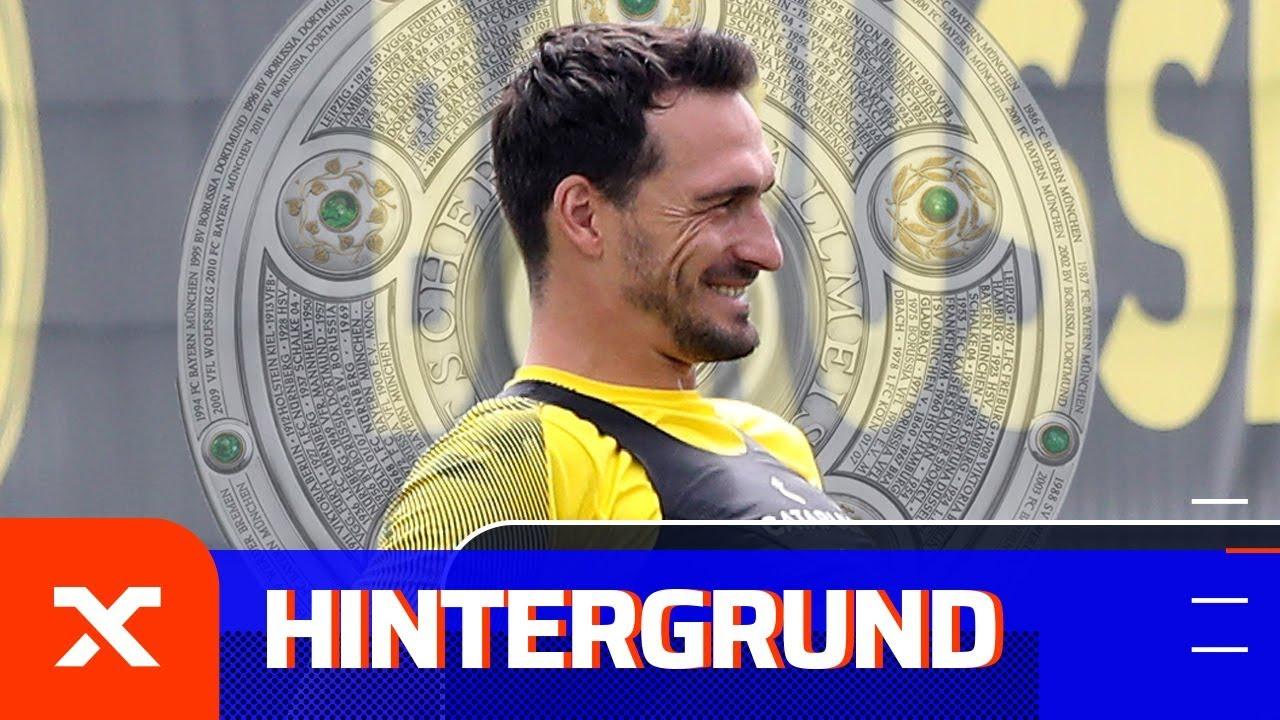 Borussia Dortmund: Meister-Mission mit Hoffnungsträger Mats Hummels | Bundesliga | SPOX