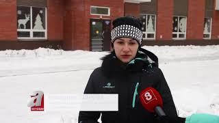 Программа Актуально на 8 канале № 916 'ЖК Образцово погрязло в плесени'