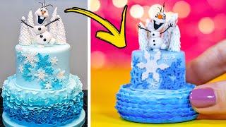 як зробити з глини торти