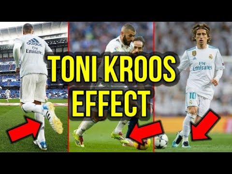 522395a0641b THE TONI KROOS EFFECT - HOW KROOS IS IMPACTING THE FOOTBALL BOOT CHOICES OF  REAL MADRID PLAYERS