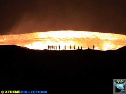The Door to Hell | Derweze, Turkmenistan