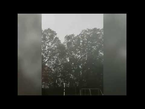 Heavy storm / nearby tornado - Hickory NC