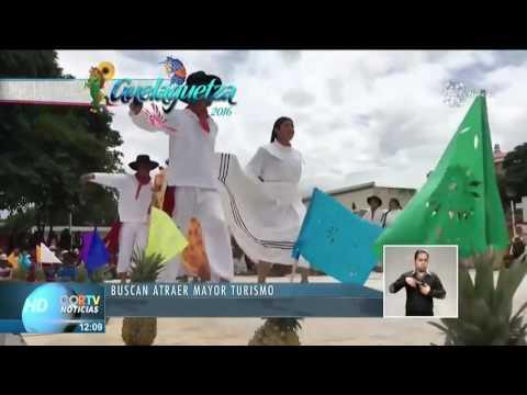 Reportaje de la Primera Guelaguetza Xoxeña transmitido por Cortv