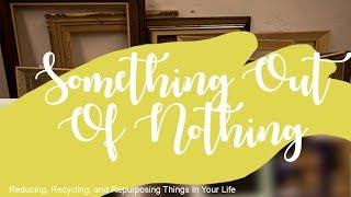 Something Out Of Nothing, Episode 6 - DIY Bird Houses