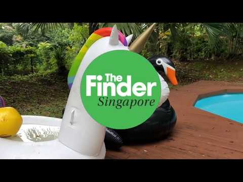 Behind The scenes at The Finder Singapore Issue 290 and Dire