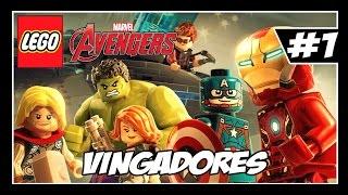 Video Lego Marvel Vingadores - Parte #1 - O INICIO!!  - [Dublado PT-BR] download MP3, 3GP, MP4, WEBM, AVI, FLV Oktober 2018