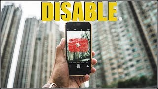 How To Disable Restricted Mode On Youtube On Phone 2017