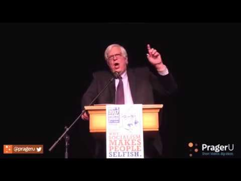 Dennis Prager: Why Socialism Makes People Selfish