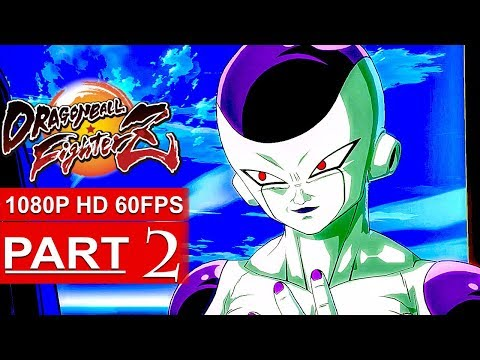DRAGON BALL FIGHTERZ Story Mode Gameplay Walkthrough Part 2 [1080p HD Xbox One] - No Commentary