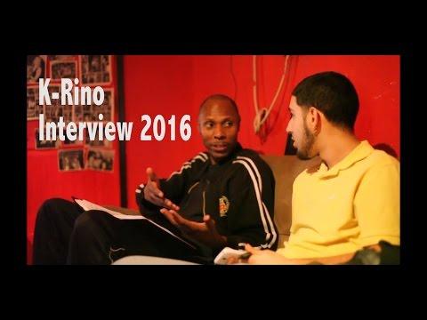 K-Rino interview (2Pac, Immortal technique collab )