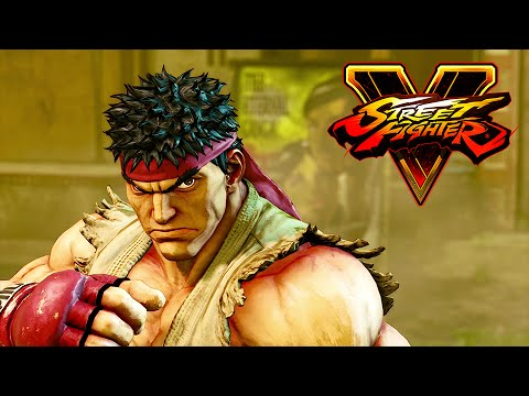 Street Fighter V - Cinematic Story Trailer