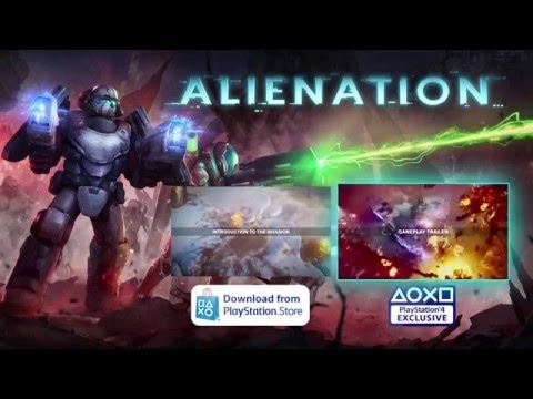 видео: alienation - Классы и снаряжение