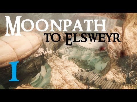 SKYRIM MOD: Moonpath to Elsweyr #1 (Let's Play | 60fps)