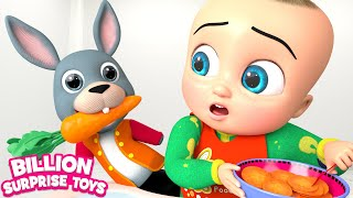 Makanan bayi - Lagu boneka | Lagu untuk Anak anak