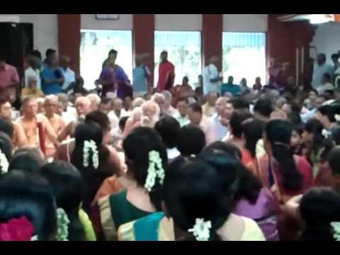 001 sathgurne maje & sakha maja njaneshwara - Sitakalyanam @ Kalpathy 2011
