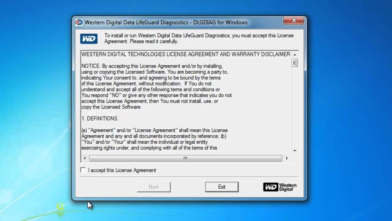 wdc data lifeguard tools for windows