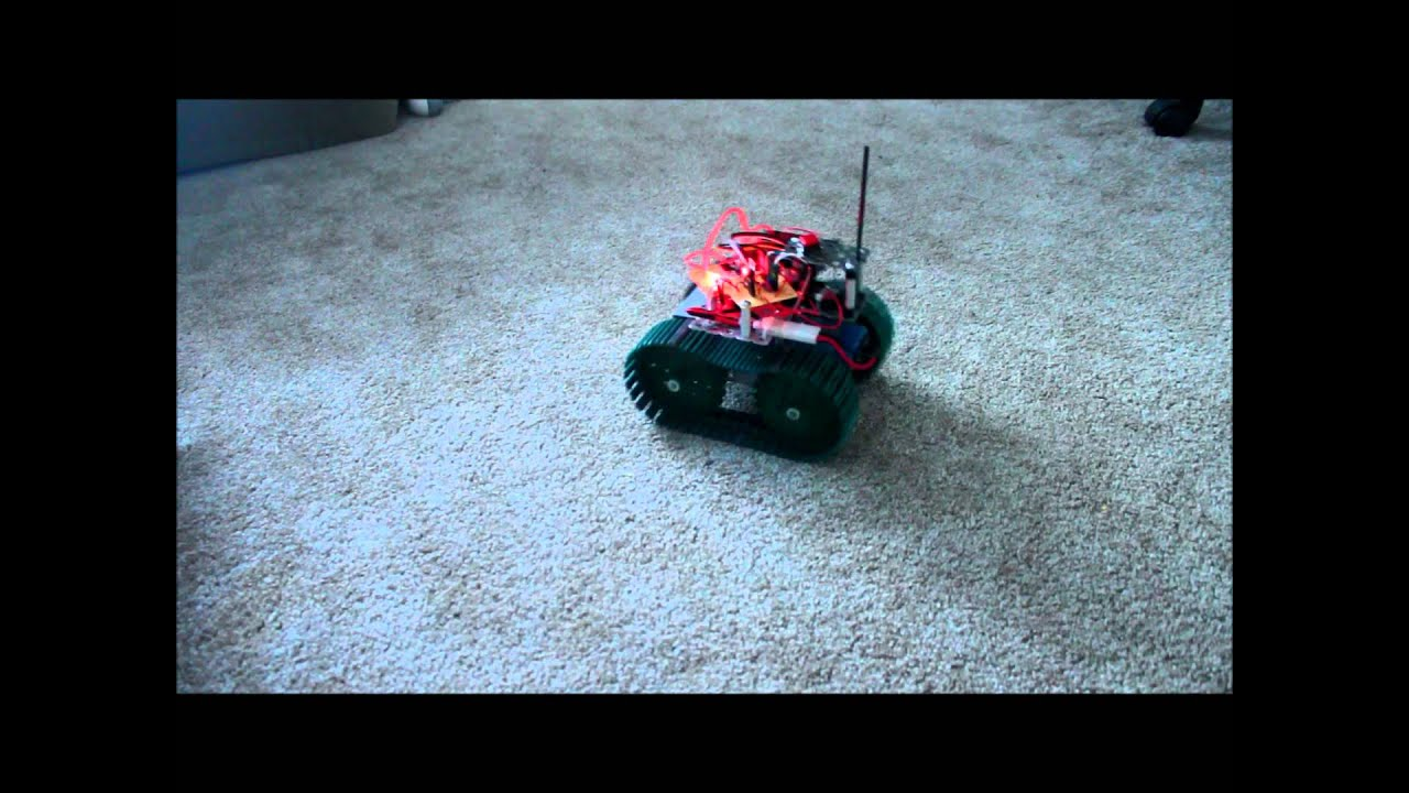 Arduino powered mini bot a hour robotics project youtube