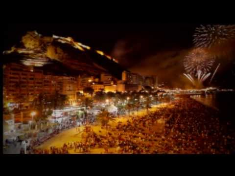 Travel Guide Alicante, Spain - The Hogueras de San Juan Festival