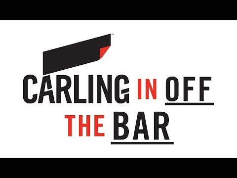 Carling In Off The Bar - Arsenal v Leicester City Pre-Match