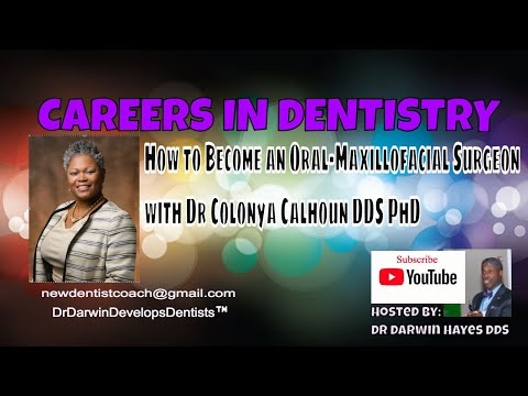 How to Become an Oral Maxillofacial Surgeon Part 1 | Careers in Dentistry | Dr Darwin Hayes DDS