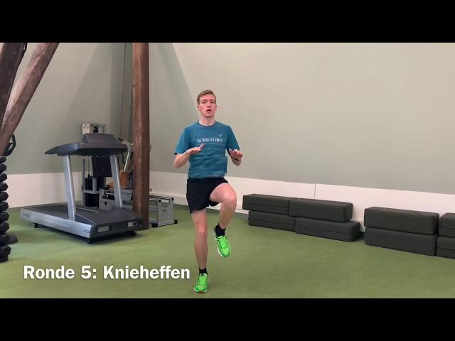 Thuis trainen met de Sportpleats | Aflevering 1: 300 challenge en dobbelen