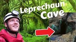 Caving in a Leprechaun Forest - Epic Ireland