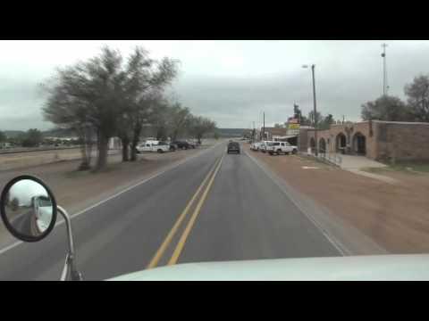 Trucks in USA - Amarillo, Texas to El Paso, Texas