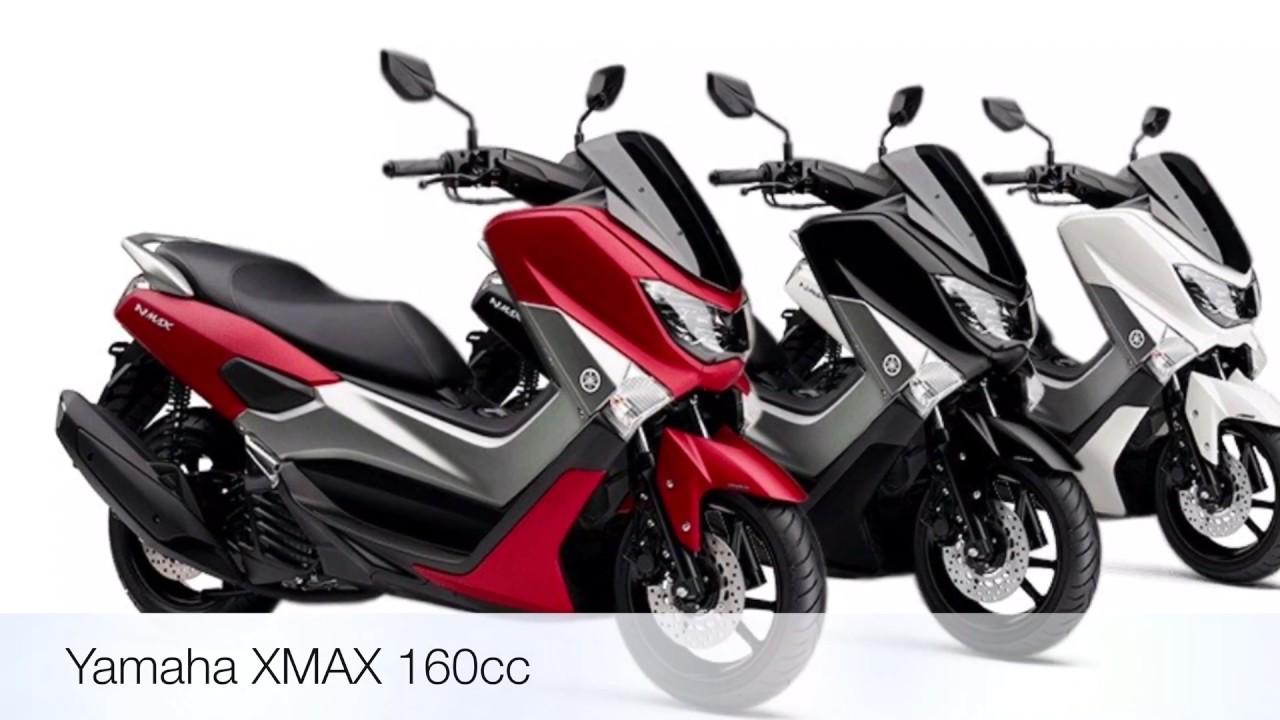 Yamaha Nmax 160cc Abs 2018 Youtube