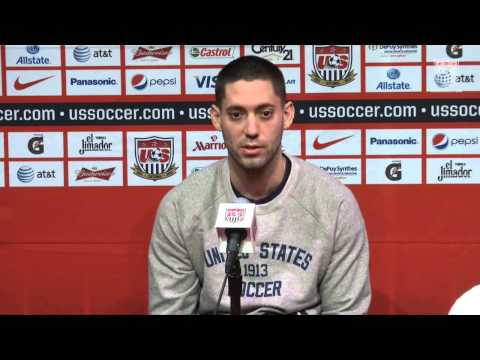 MNT vs. Costa Rica: Pre-Game Press Conference - March 21, 2013