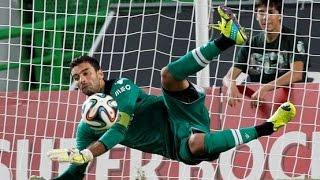 A Grande Defesa De Rui Patrício (PENALTI)- Sporting vs CSKA Moskovo 2-1 | Liga dos Campeões