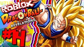 SUPER SAIYAN 3 KAIOKEN IS AMAZING! | Roblox: Dragon Ball Online Revelations - Episode 14