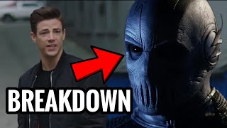 """The Flash 5x08 100th Episode """"What's Past is Prologue"""" Promo - Breakdown"""