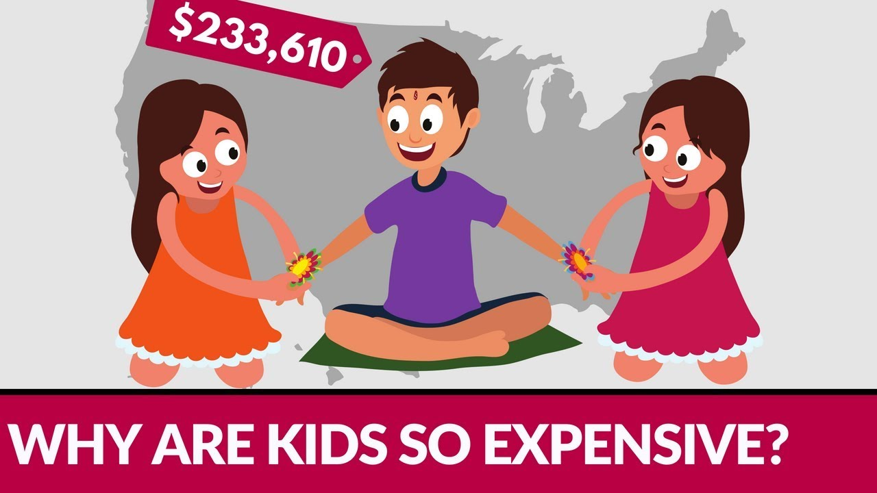 A Plan For Raising Brilliant Kids >> Why Are Children So Expensive The Challenges Of Raising A Child