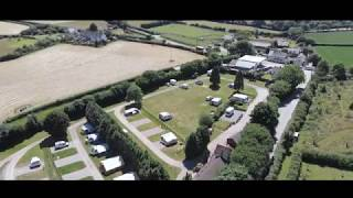 California Cross Camping and Caravanning Club Site