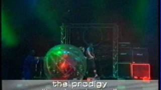 The Prodigy - Break and Enter - Live at T in the Park 1995