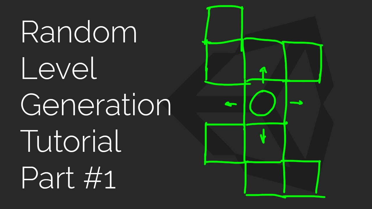 Unity 3d random level generation tutorial part 1 intro 2d unity 3d random level generation tutorial part 1 intro 2d youtube gumiabroncs Choice Image