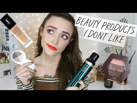 DISAPPOINTING PRODUCTS | December
