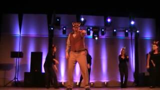 qms 2014 airband teacher performance what does the fox say